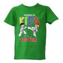 Детская футболка TOP TEN ITF KIDS