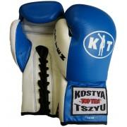 Перчатки для профессионального бокса  TOP TEN ЭКСКЛЮЗИВНАЯ КОЛЛЕКЦИЯ TOP TEN by  KOSTYA TSZYU