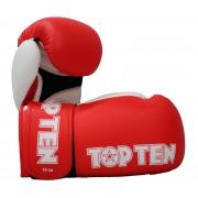 Перчатки для кикбоксинга/бокса/тхэквондо TOP TEN XLP