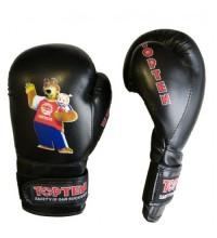 Перчатки для бокса ДЕТСКИЕ - Маша и Медведь.