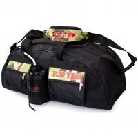 TOP TEN  спортивная сумка + сумка на пояс. Модель CAMOUFLAGE  SET! В НАЛИЧИИ!